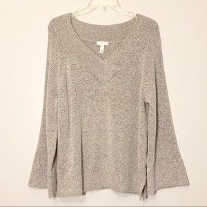 Leith V-neck oversized Sweater Size XS